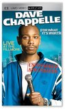 Dave Chappelle - For What It's Worth [UMD for PSP]