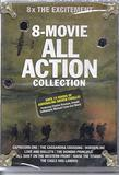 8-Movie All Action Collection