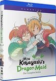 Miss Kobayashi's Dragon Maid: The Complete Series [Blu-ray]