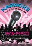 Karaoke: ROCK-POP SUPERSTARS