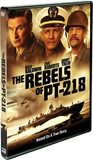 The Rebels of PT-218 [DVD]