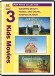 3 Kids Movies: Sleeping Beauty / Hansel and Gretel / Rumpelstiltskin (MGM Movie Collection)