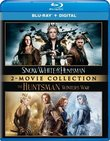 Snow White & The Huntsman / The Huntsman: Winter?s War 2-Movie Collection [Blu-ray]