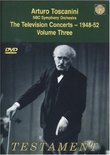 Arturo Toscanini and the NBC Symphony Orchestra: The Television Concerts, Vol. 3 : Aida - 1948-52