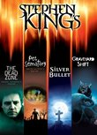 The Stephen King Collection (Pet Sematary Special Collector's Edition / The Dead Zone Special Collector's Edition / Graveyard Shift / Silver Bullet)