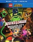 LEGO DC Comics Super Heroes: Justice League: Gotham City Breakout (BD) [Blu-ray]
