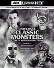 Universal Classic Monsters: Icons of Horror Collection [Blu-ray]