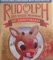 Rudolph the Red Nose Reindeer 50th Anniversary Collectors Edition Blu-ray and DVD Combo