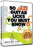 50 Jazz Licks You Must Know!