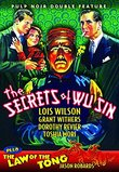 The Secrets of Wu Sin (1932) / The Law of the Tong (1931)