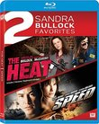 The Heat / Speed (Double Feature) [Blu-ray]