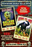 Grindhouse Double Shock Show: Galaxy Invader (1985) / Kong Island (1968)