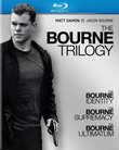 The Bourne Trilogy (The Bourne Identity / The Bourne Supremacy / The Bourne Ultimatum) (Slim Packaging) [Blu-ray]