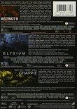 Chappie/District 9/Elysium - Set