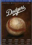 MLB Vintage World Series Films - Los Angeles Dodgers 1959, 1963, 1965, 1981 & 1988