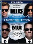 Men in Black (1997) / Men in Black 3 / Men in Black II / Men in Black: International - Set