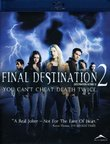 Final Destination 2 [Import] [Blu-ray]
