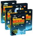 UFOs: The Footage Archives - UFOs Caught on Camera from Around the World, 5 DVD Collector's Edition