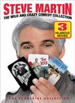 Steve Martin - The Wild and Crazy Comedy Collection (Dead Men Don't Wear Plaid / The Jerk / The Lonely Guy)