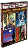Vampires, Mummies And Monsters Collection [Roger Corman Cult Classics] (Lady Frankenstein, Time Walker, The Velvet Vampire & Grotesque