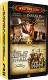 Invasion Of Johnson County/The Outlaw Trail - 2 DVD Collectors Edition Embossed Tin