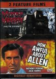 2 Feature Films- Murder Mansion (1972) & How Awful About Allan (1970) (2005 DVD)