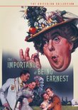The Importance of Being Earnest - Criterion Collection