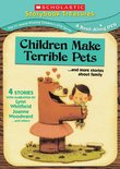 Children Make Terrible Pets and more stories about family