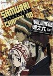 Samurai Champloo, Volume 6 (Episodes 21-23)