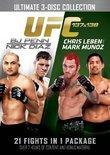 UFC 137 & 138: Penn vs. Diaz and Leben vs. Munoz