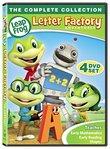 Leap Frog Letter Factory Adventures [DVD]