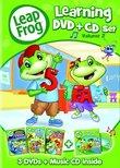 Leap Frog - Learning Set, Vol. 2 (3-DVDs + Music CD Inside)