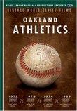 MLB Vintage World Series Films - Oakland A's 1972, 1973, 1974 & 1989