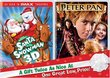 Santa vs. the Snowman 3D/Peter Pan