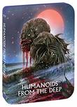 Humanoids From The Deep (1980) (Limited Edition Steelbook) [Blu-ray]