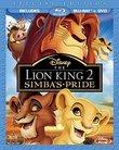The Lion King II: Simba's Pride [Blu-ray]