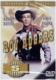Roy Rogers - 5 Classic Westerns: Apache Rose / Jesse James at Bay / Saga of Death Valley / Under California Stars / My Pal Trigger (Western Classics)