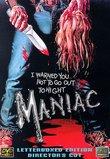 Maniac (Ws Spec)