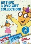 Arthur 3-DVD Gift Collection
