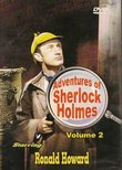 Adventures Of Sherlock Holmes, Volume 2 [Slim Case]