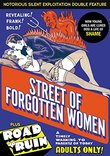 Silent Exploitation Double Feature: Street of Forgotten Women (Silent) / The Road to Ruin (Silent)