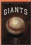 MLB Vintage World Series Films - New York Giants 1954