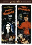 Mark of the Vampire & The Mask of Fu Manchu