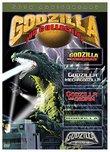 Godzilla DVD Collection 5-Pack (Godzilla (1998) / Godzilla 2000 /Godzilla  vs. Hedorah /Godzilla  vs. Gigan /Godzillla  vs. Mechagodzilla)