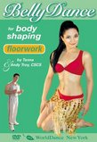 Bellydance for Body Shaping: Floorwork - Belly dance fitness workout.