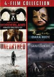 Four Film Collection (Borderland / Dark Ride / Unearthed / Gravedancers)
