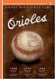 MLB Vintage World Series Films - Baltimore Orioles 1966, 1970 & 1983
