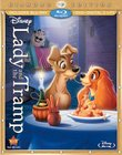 Lady and the Tramp (Three-Disc Diamond Edition Blu-ray/DVD + Digital Copy)