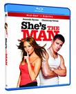 She's the Man (Blu-ray + Digital)