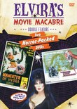 Elvira's Movie Macabre: Maneater of Hydra/The House That Screamed